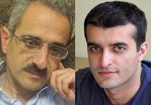 Гилал Мамедов (слева) и Расул Джафаров