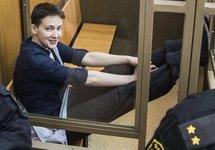 Надежда Савченко на оглашении приговора, 22.03.2016. Фото: @EvgenyFeldman
