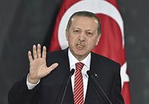 Реджеп Тайип Эрдоган. Фото: albawaba.com