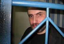 Борис Стомахин в ИК-10. Фото: gleb-edelev.livejournal.com