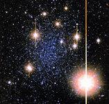 Маленькие галактики играют важнейшую роль в формировании галактик крупных. Изображение еще одной карликовой галактики Пегас (E.G