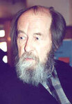 Александр Солженицын. Фото с сайта www. mp.urbannet.ru