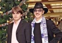 Сергей и Михаил Боярские. Фото с сайта bojarskaja.ru