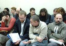 На суде по иску Окопного. Фото Д.Борко