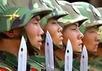 Китайские солдаты. Фото с сайта www.versii.com