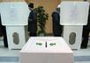 На избирательном участке. Фото Д.Борко/Грани.Ру