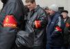 Народные дружинники в Москве. Фото Граней.Ру