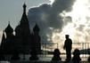 Мороз в Москве