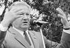 Борис Ельцин на демократическом митинге в Лужниках, 1989 г. Фото Д.Борко/Грани.Ру