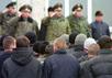 Призывники. Фото Д.Борко/Грани.Ру
