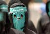 Боевик из ХАМАС. Фото с сайта newsru.co.il
