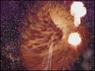 Черная дыра. Изображение с сайта BBC News