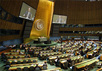 Заседание Генассамблеи ООН. Фото ООН