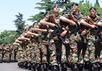 Грузинские военные. Фото с сайта www.neonomad.kz