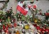 Траур в Польше. Фото AP