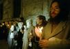 30 октября 1989 г. Первая акция в День политзека на Лубянке. Фото Дмитрия Борко
