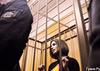 Надя Толокно в зале суда. Фото Вероники Максимюк/Грани.Ру