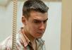 Денис Луцкевич в суде. Фото Дмитрия Борко/Грани.ру