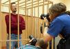 Ярослав Белоусов в Басманном суде. Фото Дмитрия Борко/Грани.ру
