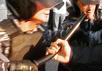 Сопротивление полиции на Болотной 6 мая. Кадр Грани-ТВ