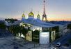Проект православного центра в Париже, предложенный бюро Мануэля Нуньеса-Яновского. Фото: e-architect.co.uk