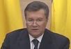 Пресс-конференция Виктора Януковича. Кадр видеотрансляции