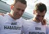 Алексей и Олег Навальные. Фото Юрия Тимофеева/Грани.Ру