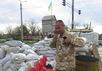 Украинский блокпост в Днепропетровской области. Фото Аркадия Бабченко