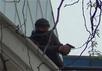 Сепаратисты в Одессе ведут стрельбу с крыш. Фото o1.ua