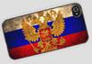 Айфон с гербом России