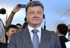Петр Порошенко у избирательной урны. Фото с личной ФБ-страницы кандидата