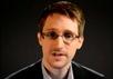 """Эдвард Сноуден на прямой линии с Путиным, апрель 2014. Кадр """"России-1"""""""