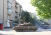 Украинские войска входят в город. Фото: mil.gov.ua