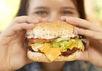 Бургер. Фрагмент рекламы McDonald's