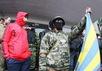 Террористы в Горловке. Фото: gorlovka.ua