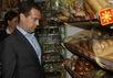 Дмитрий Медведев в продуктовом магазине города Энгельс, Саратовская область. Фото: kremlin.ru