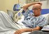 Антон Буслов в Пресвитерианской больнице, Нью-Йорк. Фото: newtimes.ru