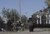 Бой на востоке Украины. Кадр Lb.Ua