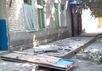 Больница в Новоазовске после обстрела города террористами, 26.08.2014. Фото: 0629.com.ua