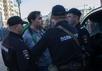 Задержание Дмитрия Монахова. Фото: Филипп Киреев