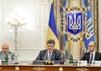Заседание СНБО. Фото: president.gov.ua