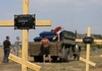"""Захоронение боевиков. Фото со страницы батальона """"Киев-1"""""""