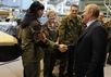 Владимир Путин на Уралвагонзаводе. Фото: kremlin.ru