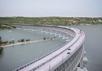 Кадр видеопрезентации проекта Керченского моста