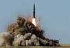 """Запуск ракеты с """"Искандер-М"""". Фото: mil.ru"""