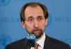 Зейд Раад аль-Хусейн. Фото: un.org