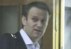 Алексей Навальный в Замоскворецком райсуде. Фото Андрея Новичкова/Грани.Ру