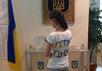 Выборы депутатов Верховной рады Украины. Фото: @VAksenoff