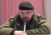 Алексей Мозговой. Кадр видеозаписи