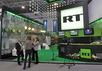 В студии Russia Today. Фото: tvc.ru